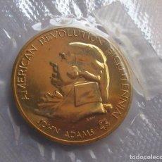 Medallas históricas: ESTADOS UNIDOS . MEDALLA DORADA DE 1976 .BICENTENARIO. Lote 119280007