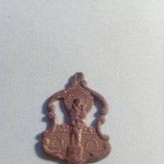 Medallas históricas: ANTIGUA MEDALLA DE BRONCE. Lote 121078030
