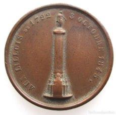 Medallas históricas: MEDALLA FRANCESA LILLE 1845. Lote 122870151