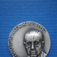 Medallas históricas: MEDALLA CONMEMORATIVA ARTURO TORT NICOLAU BARCELONA 1969. Lote 123287231
