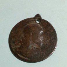 Medallas históricas: ANTIGUA MEDALLA DE BRONCE. Lote 126324528