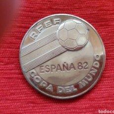 Medallas históricas: MONEDA COPA DEL MUNDO -ESPAÑA 82-. Lote 126339691
