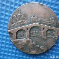 Medallas históricas: MEDALLA CAJA DE AHORROS DE MANRESA 1º CENTENARIO 1865-1965. Lote 126873023