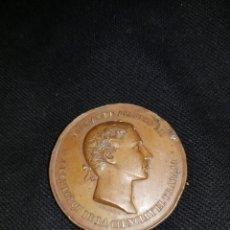Medallas históricas: MEDALLA AL MÉRITO EN GUADALAJARA REINADO DE ALFONSO XII 1876. Lote 126917248