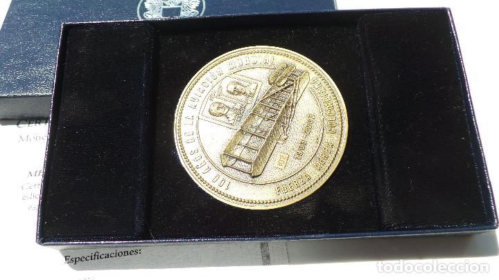 Medallas históricas: MEDALLA FUERZAS AÉREAS COLOMBIANAS.- 100 AÑOS DE LA AVIACIÓN MUNDIAL - Foto 12 - 127843899
