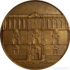 Medallas históricas: ESPAÑA. FRANCISCO FRANCO. MEDALLA ALCALÁ DE HENARES. 1.960. Lote 128684015