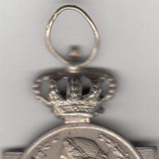 Medallas históricas: MEDALLA DE DISTINCION ISABEL II 1860 CAMPAÑA DE AFRICA. Lote 128889535