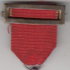 Medallas históricas: MEDALLA DE DISTINCION ALFONSO XIII 1902 CONMEMORATIVA DE LA MAYORIA DE EDAD. Lote 128890215