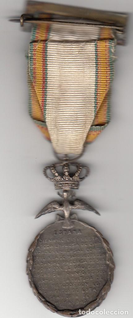 Medallas históricas: MEDALLA DISTINCION PAZ MARRUECOS 1909-1927 - Foto 2 - 128895423