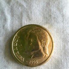 Medallas históricas: MONEDA CONMEMORATIVA DE LA BODA DE LA INFANTA ELENA. Lote 131790822