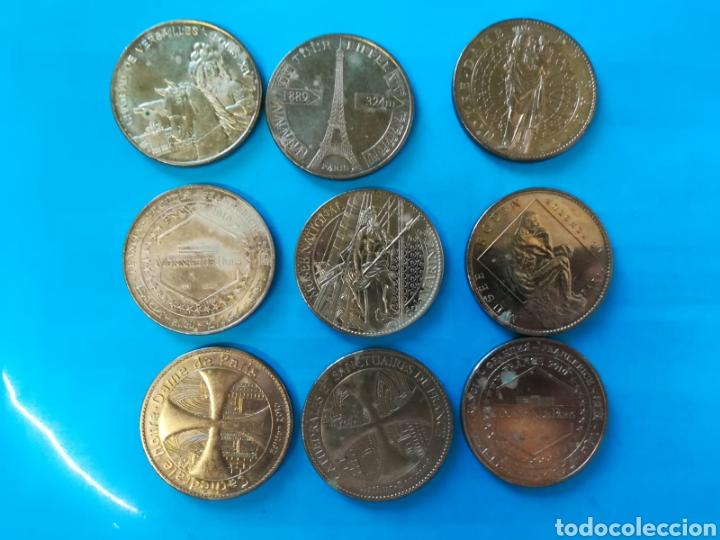 Medallas históricas: Monedas conmemorativas Paris. Medallas - Foto 4 - 135308457