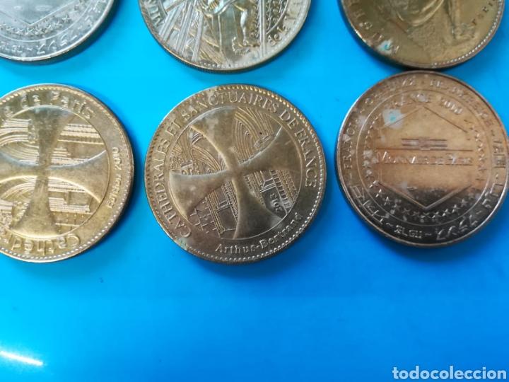 Medallas históricas: Monedas conmemorativas Paris. Medallas - Foto 5 - 135308457