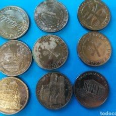 Medallas históricas: MONEDAS CONMEMORATIVAS PARIS. MEDALLAS. Lote 135308457