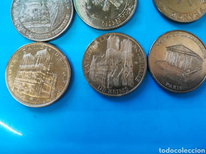 Medallas históricas: Monedas conmemorativas Paris. Medallas - Foto 6 - 135308457