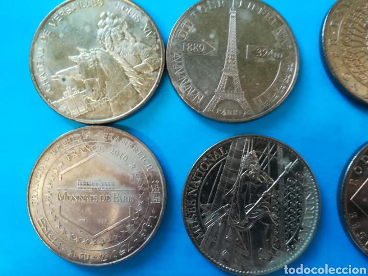 Medallas históricas: Monedas conmemorativas Paris. Medallas - Foto 2 - 135308457