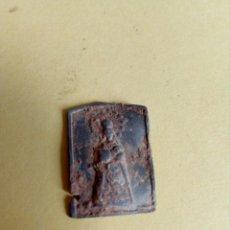 Medallas históricas: ANTIGUA MEDALLA DE BRONCE. Lote 136312306