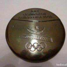 Medallas históricas: MEDALLA OLIMPIADA VOLUNTARIOS BARCELONA 1992. Lote 137809438