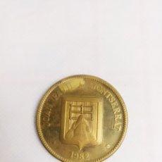Medallas históricas: MEDALLA DE JOAN PAU DOS. Lote 138302437