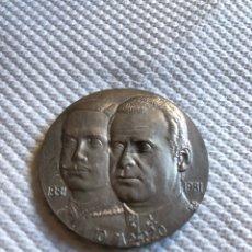 Medallas históricas: ANTIGUA MEDALLA DEL COLEGIO DE ABOGADOS PLATA. Lote 138666725