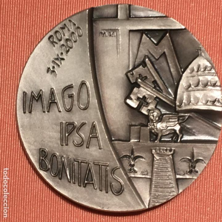 Medallas históricas: Tres medallas papales - Foto 3 - 138687154