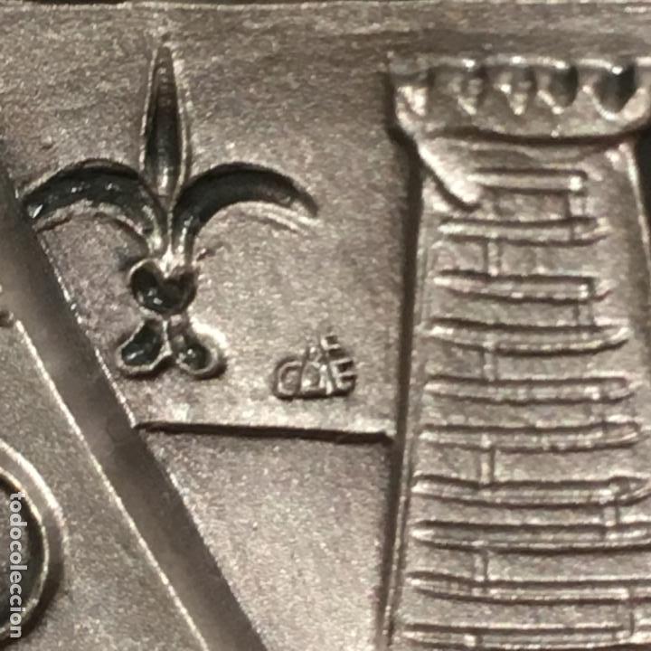 Medallas históricas: Tres medallas papales - Foto 6 - 138687154