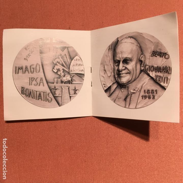 Medallas históricas: Tres medallas papales - Foto 10 - 138687154