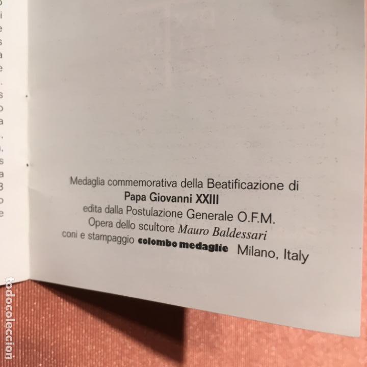 Medallas históricas: Tres medallas papales - Foto 11 - 138687154