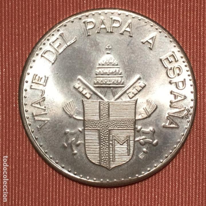 Medallas históricas: Tres medallas papales - Foto 13 - 138687154
