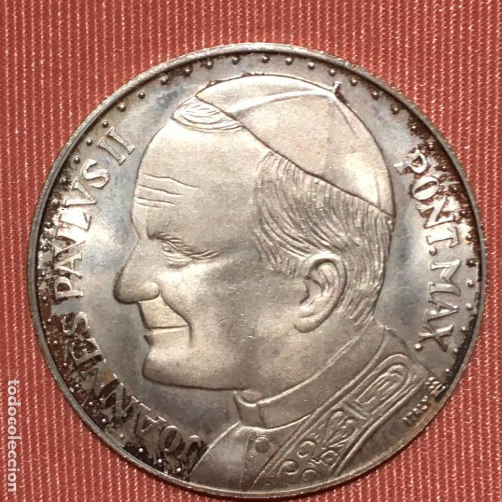 Medallas históricas: Tres medallas papales - Foto 14 - 138687154