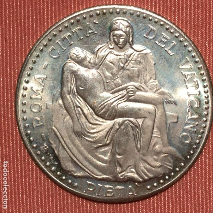 Medallas históricas: Tres medallas papales - Foto 15 - 138687154