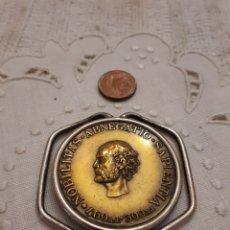 Medallas históricas: MONEDA MEDALLA ASTRÓNOMO ROCHE 1896 PINZA SUJETA BILLETES. Lote 141725028