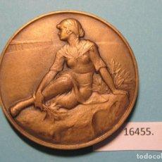 Medallas históricas: MEDALLA BELLINZONA SUIZA 1929 TIRO FEDERALE . Lote 142205438