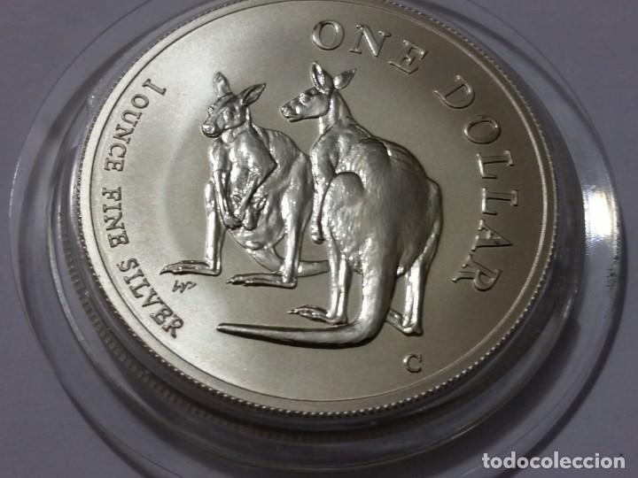 AUSTRALIA -MONEDA- 1 DOLAR 1999 ( 32,40 GR. ) SC UNC ( K027 ) (Numismática - Medallería - Histórica)