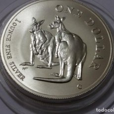 Medallas históricas: AUSTRALIA -MONEDA- 1 DOLAR 1999 ( 32,40 GR. ) SC UNC ( K027 ). Lote 144500874