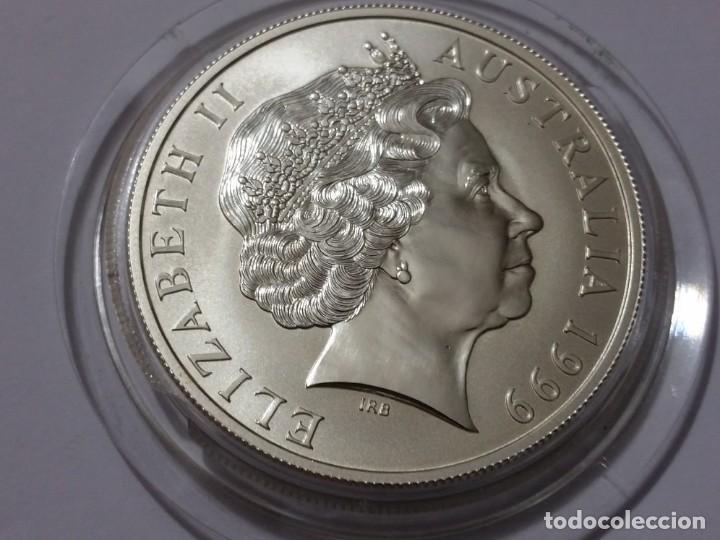 Medallas históricas: AUSTRALIA -MONEDA- 1 DOLAR 1999 ( 32,40 GR. ) SC UNC ( K027 ) - Foto 2 - 144500874