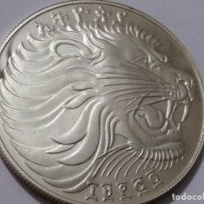 Medaglie storiche: ETHIOPIA -MONEDA- 20 BIRR 1982 ( 23,30 GR ) SC UNC ( K030 ). Lote 144503750