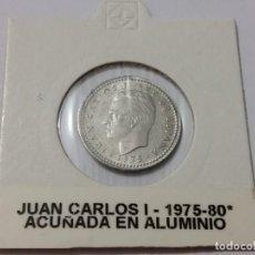Medallas históricas: ESPAÑA -MONEDA- UNA PESETA 1975-80* SC UNC ( K047 ). Lote 144645902