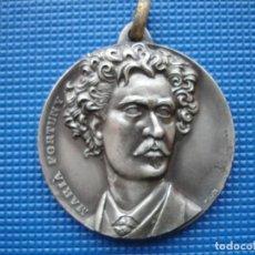 Medallas históricas: MEDALLA CONMEMORATIVA DE MARIA FORTUNY 1974. Lote 144797202