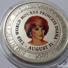 Medallas históricas: SOMALIA -MONEDA- 250 SHILLINGS 1997 PLATA ( 24,00 GR. ) SC UNC ( K053 ). Lote 144891994