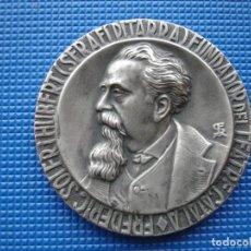 Medallas históricas: MEDALLA CONMEMORATIVA DE SERAFI PITARRA 1962. Lote 144913734