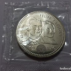 Medallas históricas: ESPAÑA -MONEDA- 12 EUROS 2004 PLATA SC UNC ( K075 ). Lote 145181922