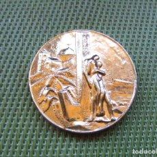 Medallas históricas: MEDALLA MONEDA CONMEMORATIVA FUNDACION DE LA VILLA DE BENIDORM. Lote 102488411