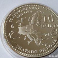 Historical Medals - ESPAÑA -MONEDA- 10 EUROS 2007 PLATA SC UNC ( K010 ) - 146714702