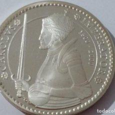 Historical Medals - ESPAÑA -MONEDA- 2000 PESETAS 2000 PLATA ( 33,62 GR. ) SC UNC ( K011 ) - 147366514