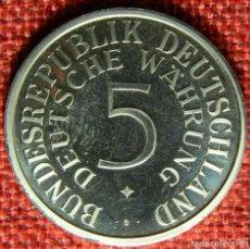 Medallas históricas: BUNDESREPUBLIK DEUTSCHLAND – WÄHRUNG - 40 JAHRESTAG 1991 – SILVERFÜNFER - . Lote 147514942