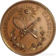Medallas históricas: ESPAÑA. MEDALLA DE LA REAL ACADEMIA DE CIENCIAS. Lote 147525338