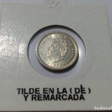 Medallas históricas: ESPAÑA -MONEDA-ERROR 10 PESETAS 1998 SC UNC ( H069 ). Lote 147739478