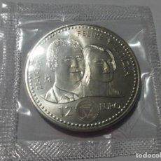 Medallas históricas: ESPAÑA -MONEDA- 12 EUROS 2004 PLATA SC UNC ( H073 ). Lote 147746510
