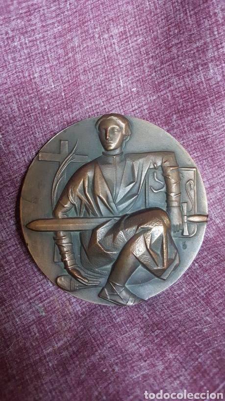 MEDALLA DE ZARAGOZA (Numismática - Medallería - Histórica)