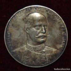 Medallas históricas: MEDALLA DE PLATA- LEOPOLD SALVATOR-HIGIENISCHE AUSSTELLUNG-1906-VIENA.. Lote 148698462